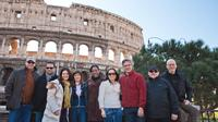 Colosseum and Roman Forum Small Group Tour with pick up included