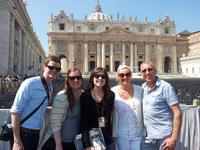 Vatican Museum and Sistine Chapel and San Peters Basilica