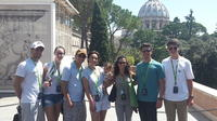 Vatican Museum and Sistine Chapel and San Peters Basilica with pick up incl