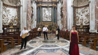 Rome Baroque Concert and Tour at Church of SantAgnese in Agone