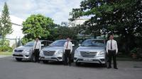 Private Nha Trang Departure Transfer: Central Hotels to Airport  Private Car Transfers