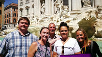 Rome Squares and Fountains Group Tour with Gelato Tasting