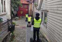 Segway Night Tour of Bergen