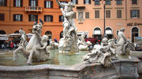 Squares and Talking Statues of Rome: Walking Off the Beaten Path