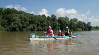 Canoe Day Tour on Mures River from Arad