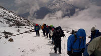 6 Day Rongai Route Trek to Kilimanjaro from Arusha with Mountain Camping