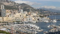 Private Departure Transfer: Monaco to Nice Airport