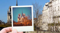 Paris Vintage Photo Tour With a Polaroid Camera