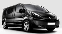 Private Night Transfer: Rome Hotel to Fiumicino or Ciampino Airport