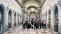 Private Tour: Vatican Museum Evening Tour with Dinner