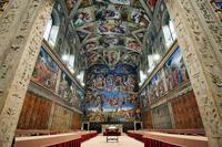 Skip the line: Vatican Museum Evening Tour in a Small Group with Dinner