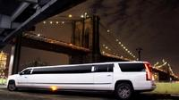 Private NYC Lights Tour by Limo or Party Bus