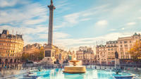 Trafalgar Square and Covent Garden Tour with Afternoon Tea in London
