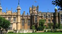 Knebworth House - A Gothic Country House