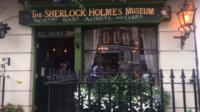 Private Sherlock Holmes Walking Tour in London