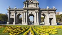Customizable 4-Hour Private Tour of Madrid with Chauffeur