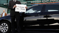 Private Arrival Transfer: Amsterdam Schiphol Airport to City Center Private Car Transfers