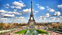 Private Arrival Transfer from Paris Orly airport to City Centre