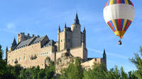 Hot-Air Balloon Flight over Segovia or Toledo with Optional Transport from Madrid