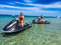 Fraser Island Jet Ski Tour from Hervey Bay, Fraser Island Jet Boating & Jet Skiing