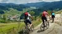 Cycling in the Balkan Mountains image 1