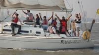 5-Hour Private Beginner Sailing Course in Mumbai Harbor Private Car Transfers