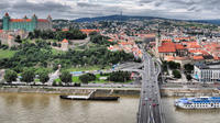 Private tour of Bratislava from Vienna