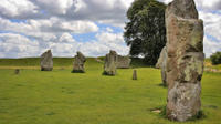 Stonehenge and Avebury Day Tour from London