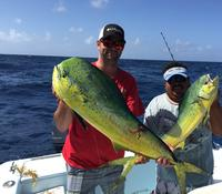 Deep Sea Fishing in Isla Mujeres