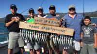 Private Fishing Charter on Lake Tahoe