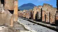 Private Excursion to Pompeii and Mt. Vesuvius from Sorrento