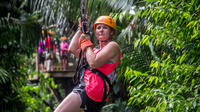Private Cave Tubing and Zipline Adventure from Belize City image 1