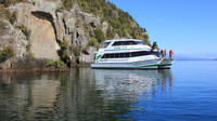Maori Rock Carving Cruise from Taupo, Taupo Tours and Sightseeing