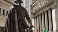 Private New York City Historic Downtown and Wall Street Walking Tour Including 911 Memorial
