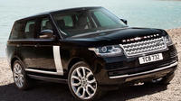 Luxury Range Rover at Your Disposal in London Including a Chauffeur