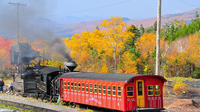 Day Trip to Mt Washington Cog Railroad from Southern NH
