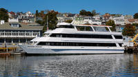 Gloucester Harbor Cruise with Brunch and Live Jazz