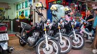 Morning Motorbike Tour to Cu Chi Tunnels from Ho Chi Minh City