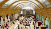 Impressionists at the Musée d'Orsay: Private Skip-the-Line 2-Hour Tour