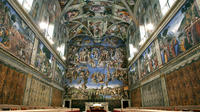 Skip the Line to Vatican Museums and Sistine Chapel with a no-wait access t