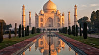 Visite privée: Taj Mahal Sunrise Visite - agra - excursion-privee - circuit-prive - circuit-prive -  -