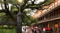 Literary Private History Tour - New Orleans -
