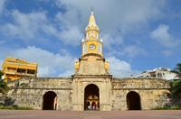 Cartagena de Indias Walking Tour with Interactive Audio Guide