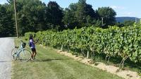 Hudson Valley Winery and Distillery Bike Tour