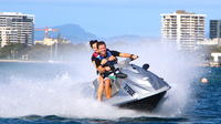 One-Hour Jet Ski Island Safari in Gold Coast, Southport Jet Boating & Jet Skiing