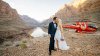 Helicopter Wedding Ceremony: The Grand Canyon