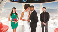 Las Vegas Wedding Ceremony on The High Roller