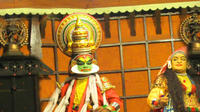 Kochi Evening Excursion: Kathakali Dance Show including Dinner and Hotel Transfer
