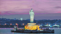 Private Tour: Evening Hyderabad City Tour including Boat Ride, Laser Show and Dinner