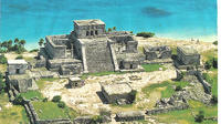 Private Tour: Tulum Land and Sea with Snorkeling and Lunch in Mayan Ranch